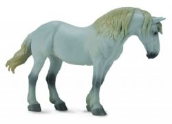 Percheron Mare Grey